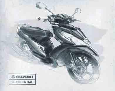 Suzuki Spin Spesifikasi