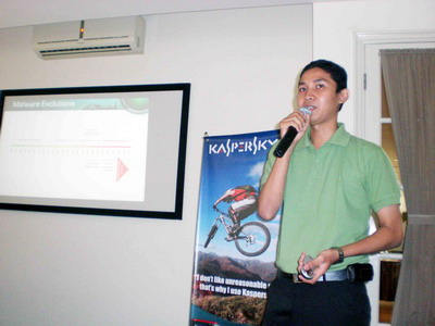 Erwin Yovianto, Product Manager Astrindo Starvision