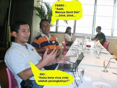 Rio Ferry Blink