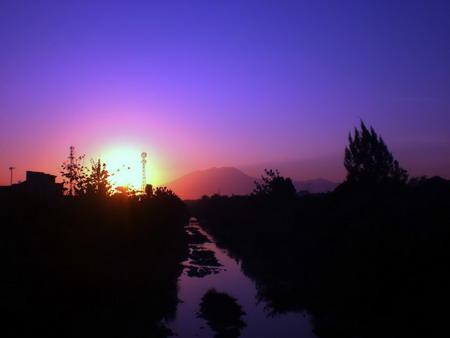 kali_anyar_solo_sunrise_lebaran2009