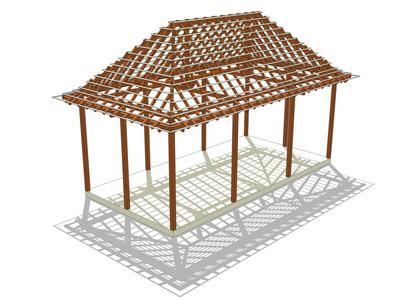limasan-structure