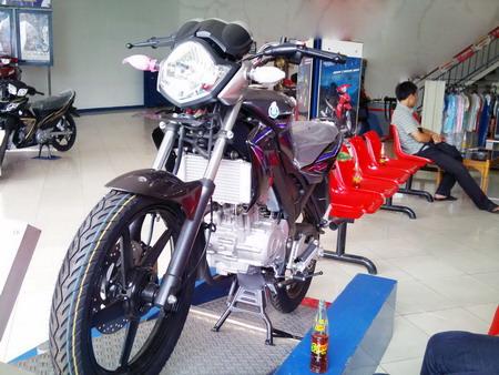 Lihat Harga Motor Honda