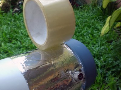 Aluminium Dilapis Selotip Bening WajanBolic - Kami Dari Semua