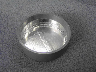 Dop PVC Dilapiss Aluminium Foil WajanBolic - Kami Dari Semua