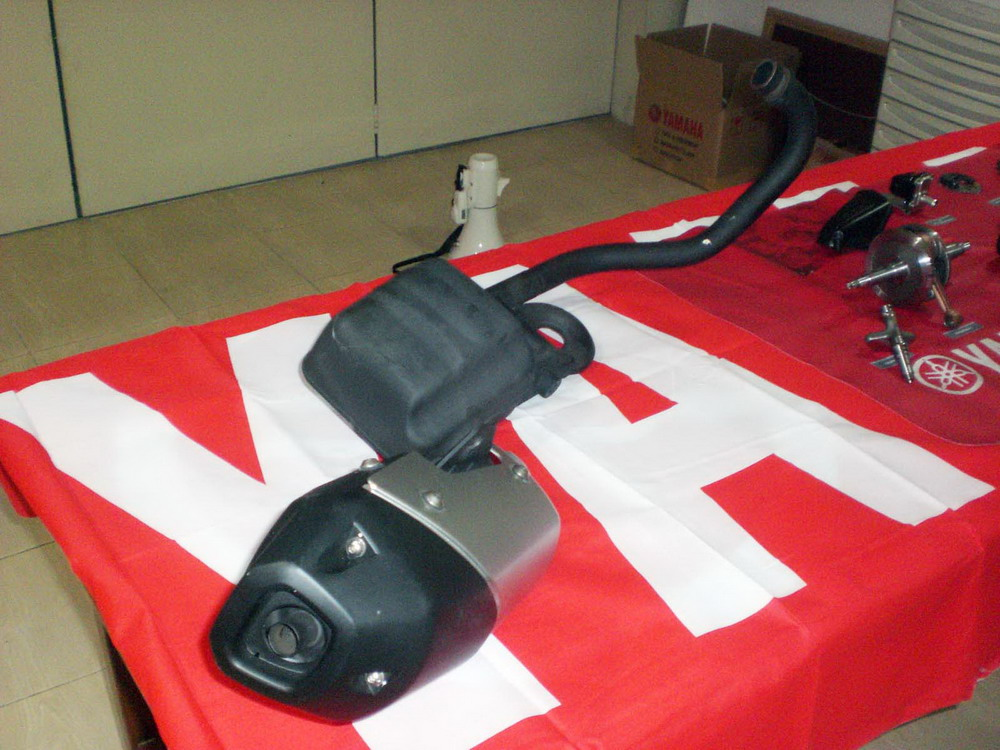Yamaha Muffler Silencer