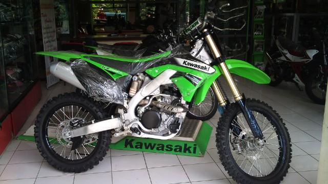 Klx Yamaha