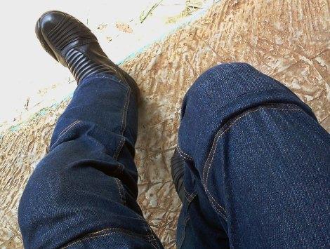 Knee Protector Slip-On