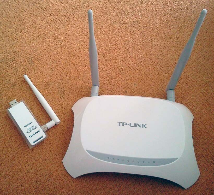Router Wi Fi 3G Anti Gerah